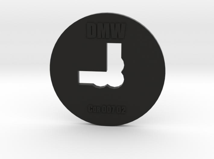 Clay Extruder Die: Corner 007 02 3d printed