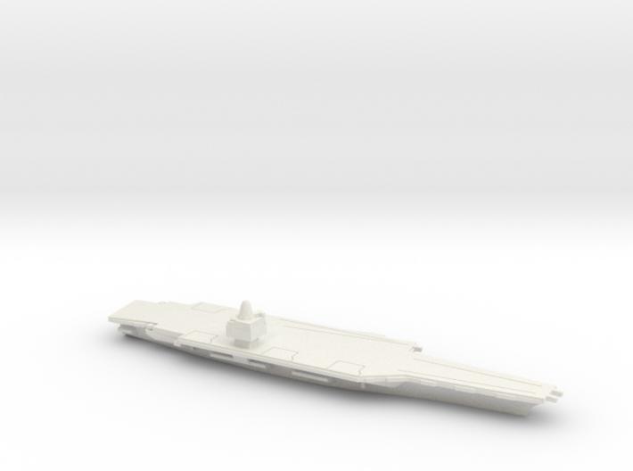 USS CVN-65 Enterprise (1962), 1/1800 3d printed
