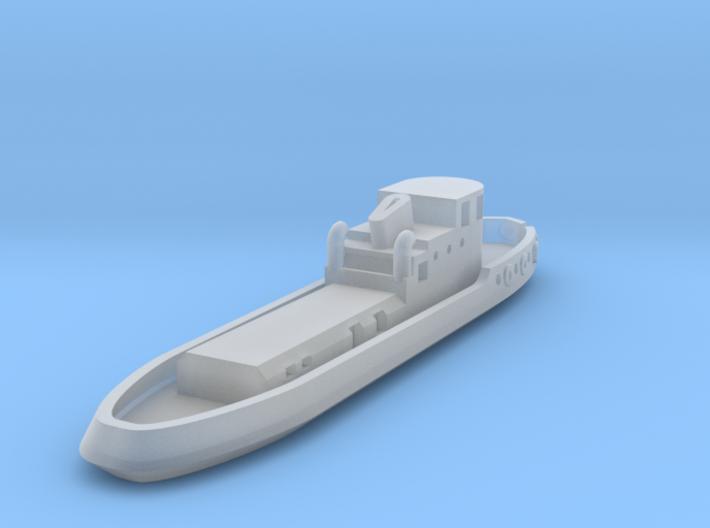 005F Tugboat 1/600 3d printed