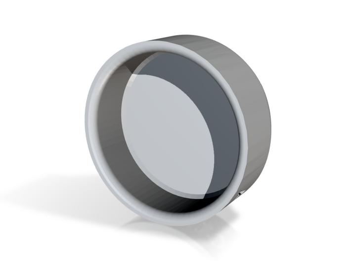 Actionpro X8 Objektivkappe / Lens Cap 3d printed