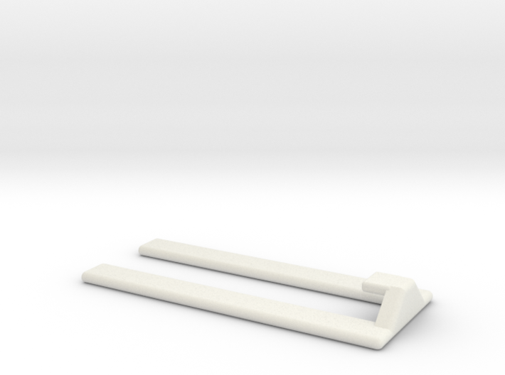 GoThrow Apple 3d printed minimalistic design, but still intirely stable