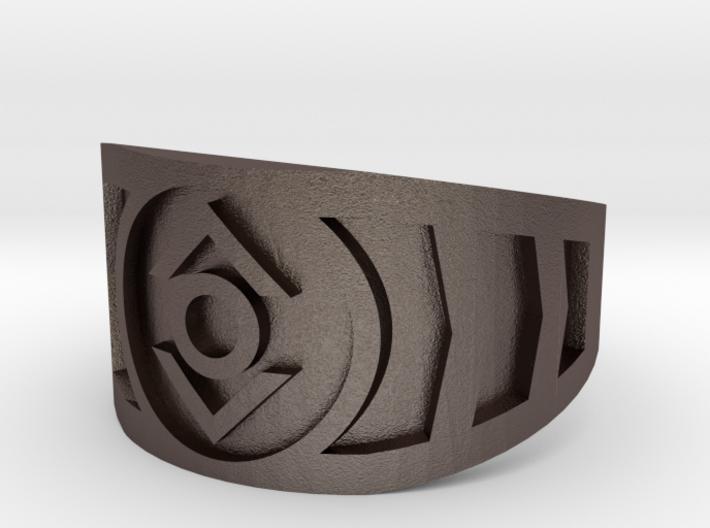 Indigo (Band Size 13) 3d printed