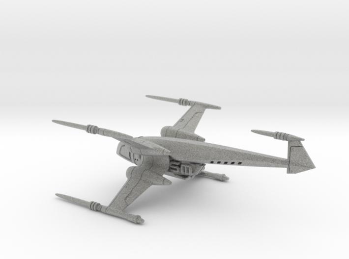 Delcon X spaceship - Concept Design Quest 3d printed