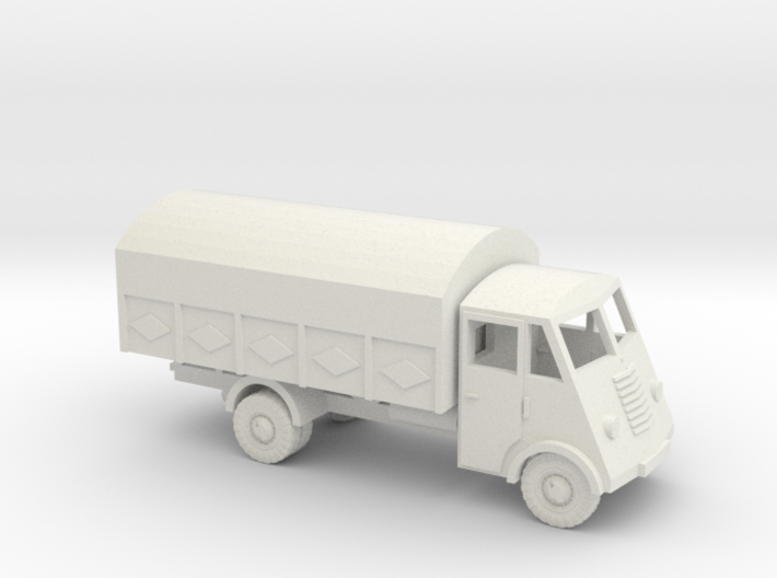 1/87 Renault AHN truck 3d printed