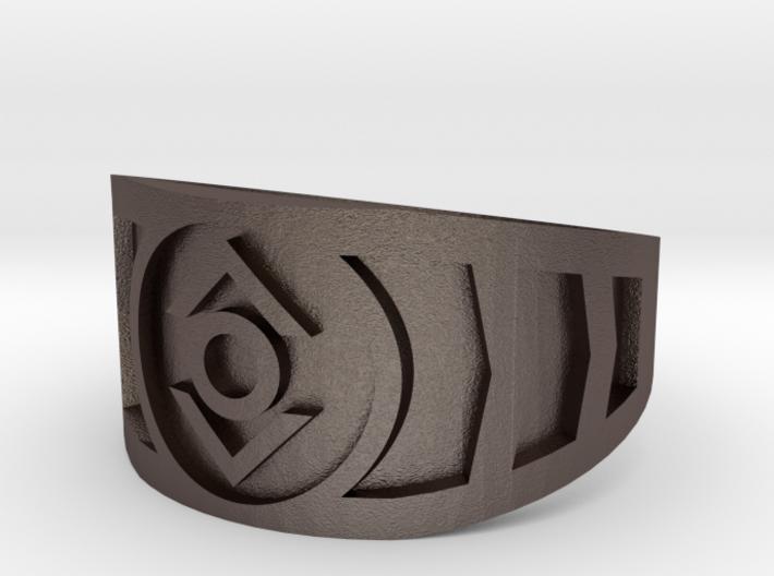 Indigo (Band Size 15) 3d printed