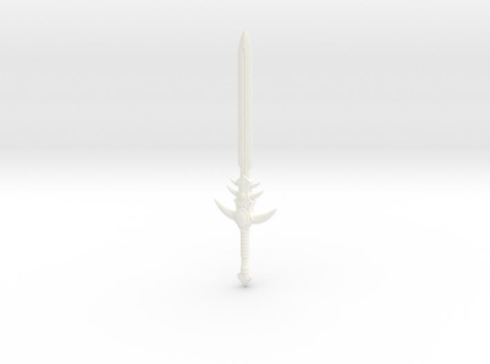 Sword of Darkness 3d printed