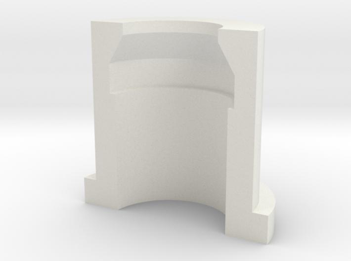 Connector Holder 3/4 inner diameter 3d printed