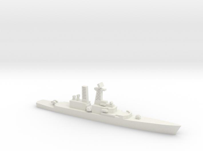 USS Truxtun (CGN-35), 1/2400 3d printed
