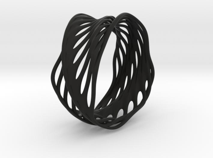 Mila Spiral (size L) 3d printed