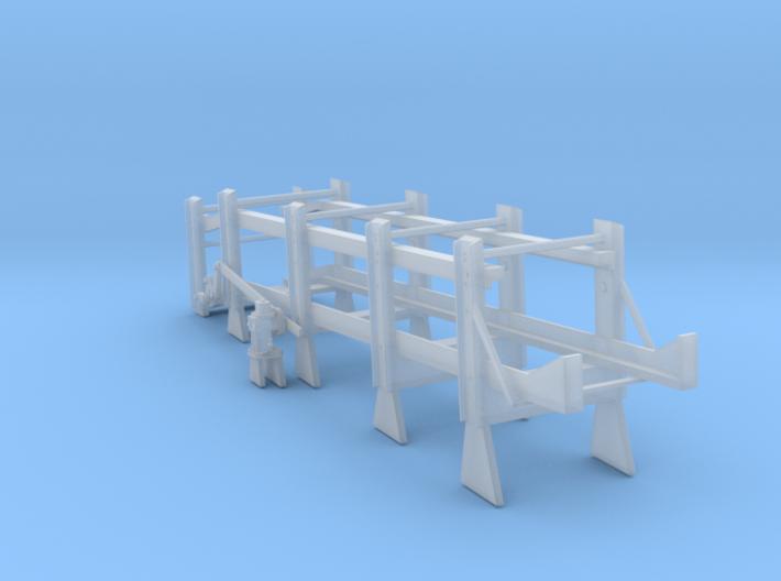 1/48 DC Release Track Mk 9 Mod 2 (LEFT SIDE) 3d printed