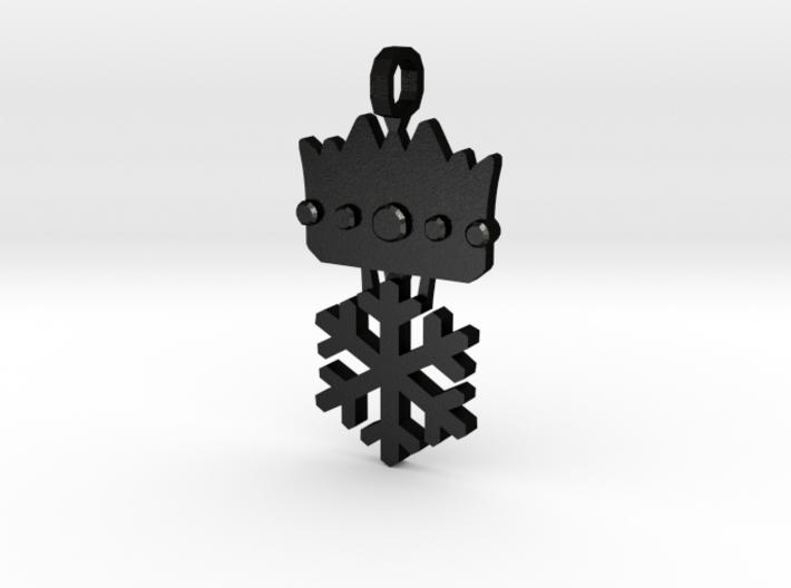 [The 100] Ice Princess 3d printed