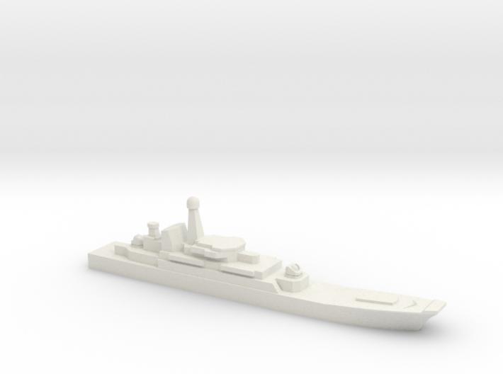 Ropucha I-class landing ship, 1/1800 3d printed