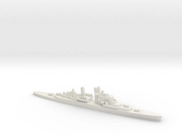 BAP Almirante Grau (CLM-81), 1/2400 3d printed