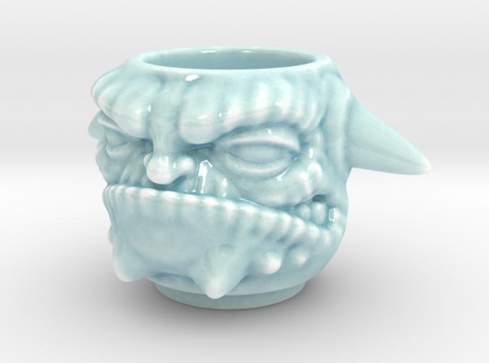 Goblin Totem Cup 2 3d printed