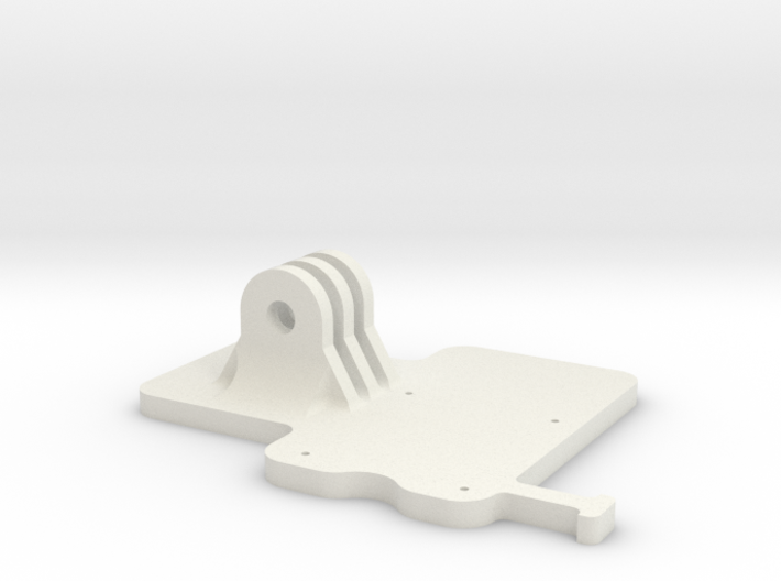 Raspberry pi camera mount (Base) 3d printed