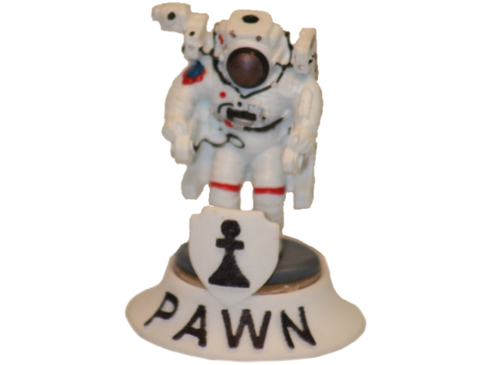 Chess Traders™ - Pawn 3d printed Figure Not Included
