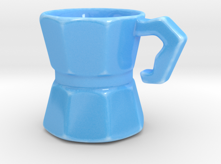 Moka Moka Espresso Cup 3d printed