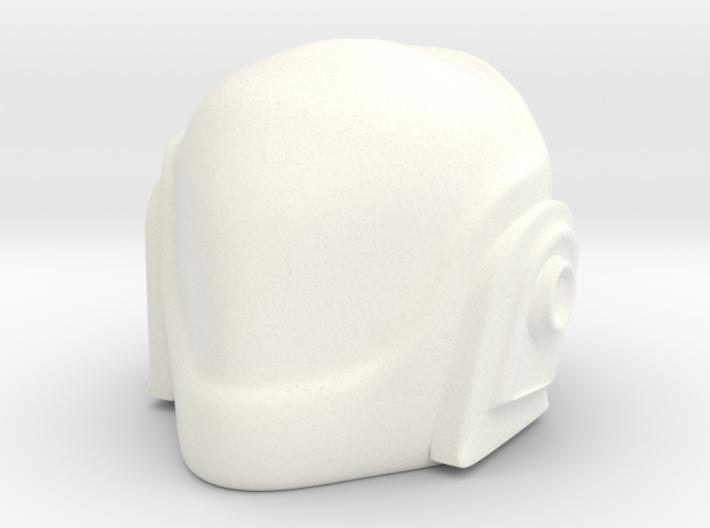 Daft Punk Helmet 2 3d printed