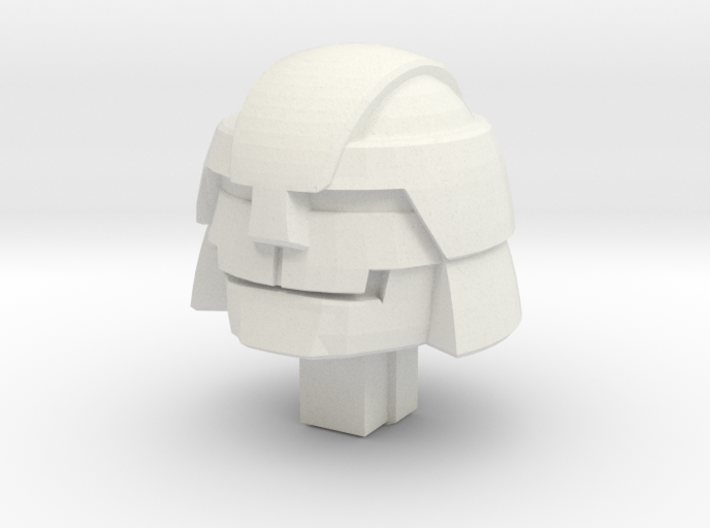 Commercial Hardhead Head (Titans Return) 3d printed