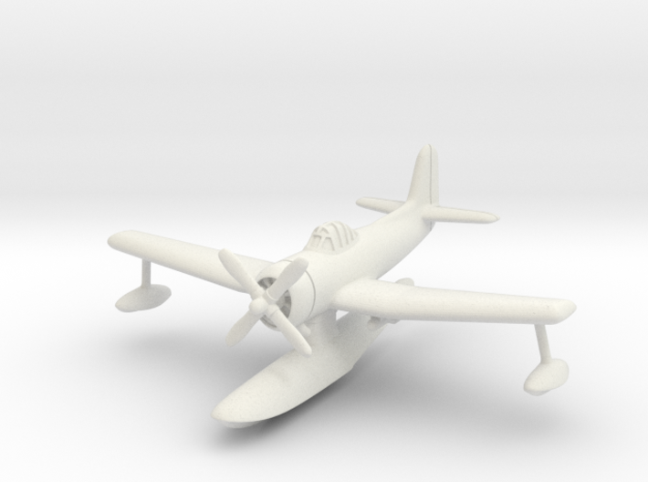 Curtiss SC-1 Seahawk 1/200 3d printed