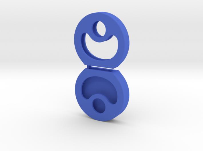 Key cap - test 1 3d printed