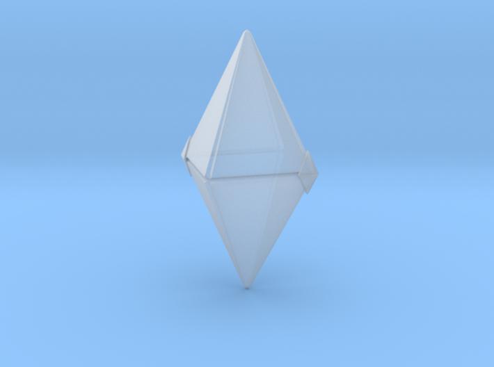Z Crystal - Blank 3d printed