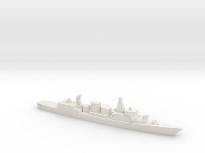 Kortenaer-class frigate w/o Goal Keeper, 1/2400 3d printed