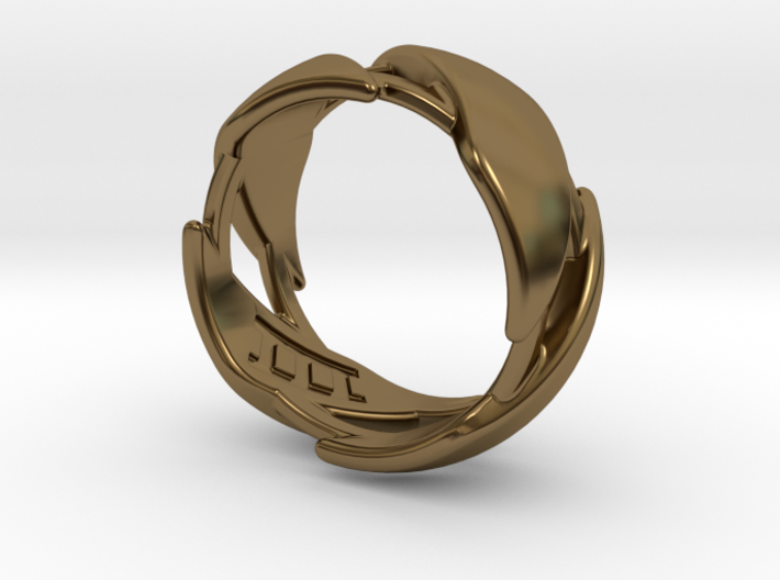 US11.5 Ring III 3d printed