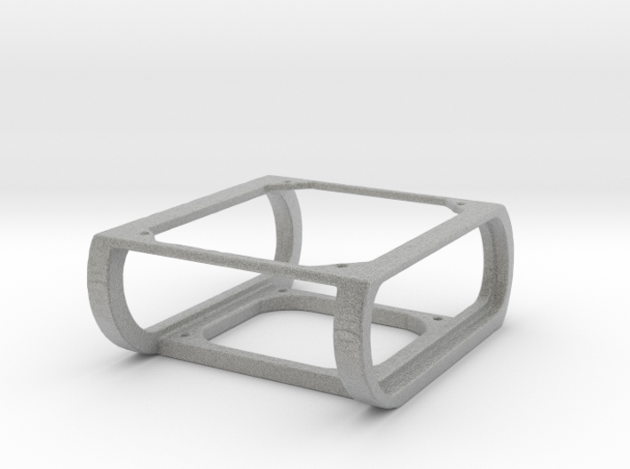 1/10 scale seat mounting bracket (jeep style) 3d printed