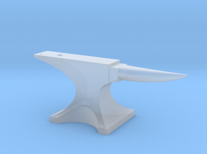 Trenton-Style 125lb Anvil 3d printed