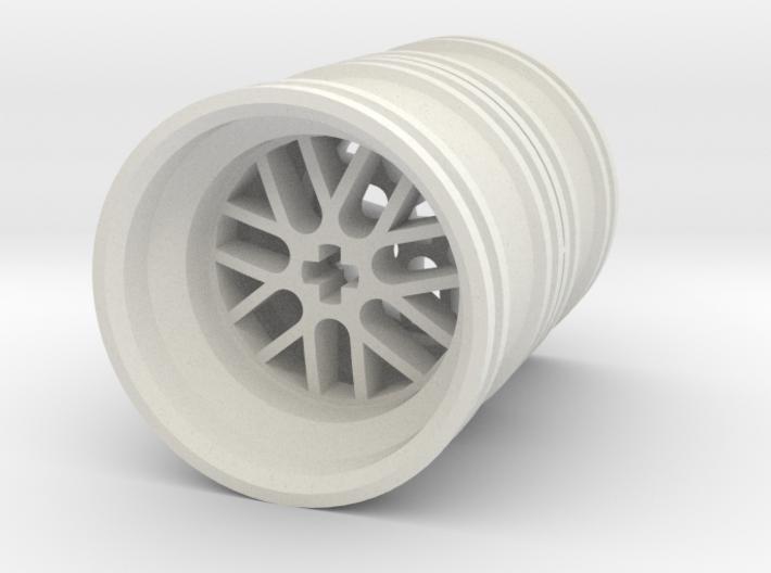 Wheel Design III Double 3d printed