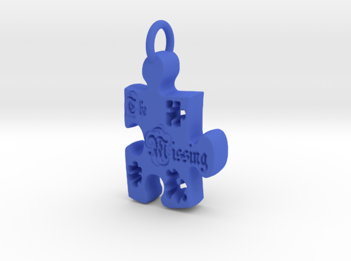 The Missing Piece 3d printed