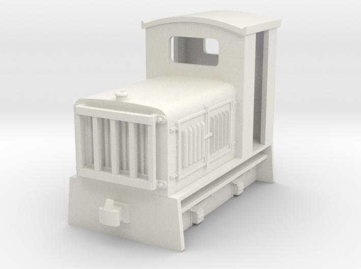 009 Small Geminder diesel 3d printed