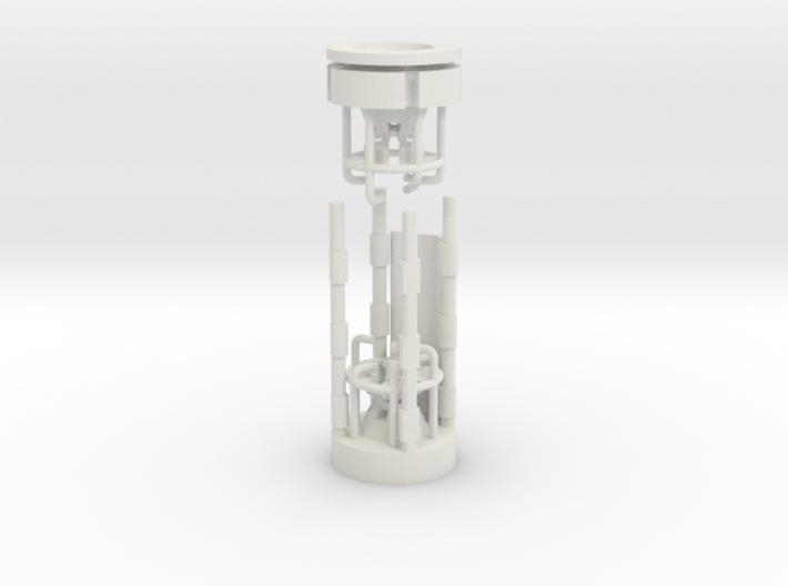 ForceCamber V2 3d printed
