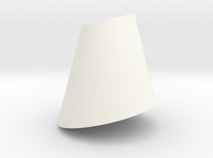 Pendant-ConeCut 3d printed