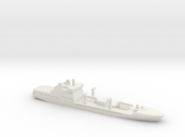 Tide-class tanker, 1/2400 3d printed