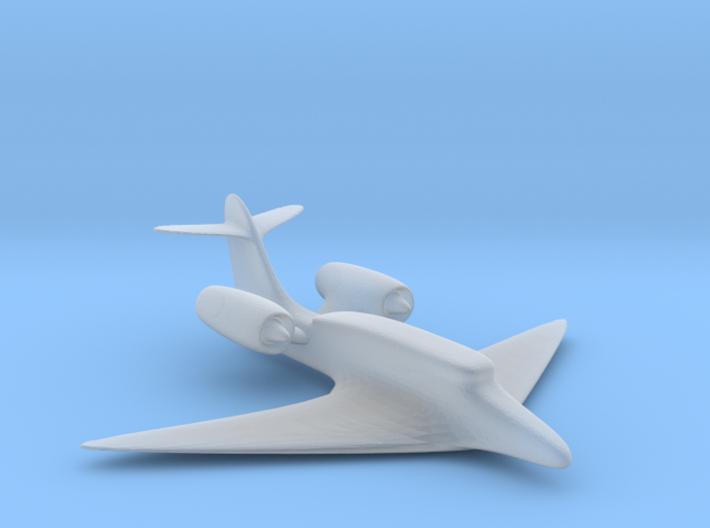 Jet plane 3d printed