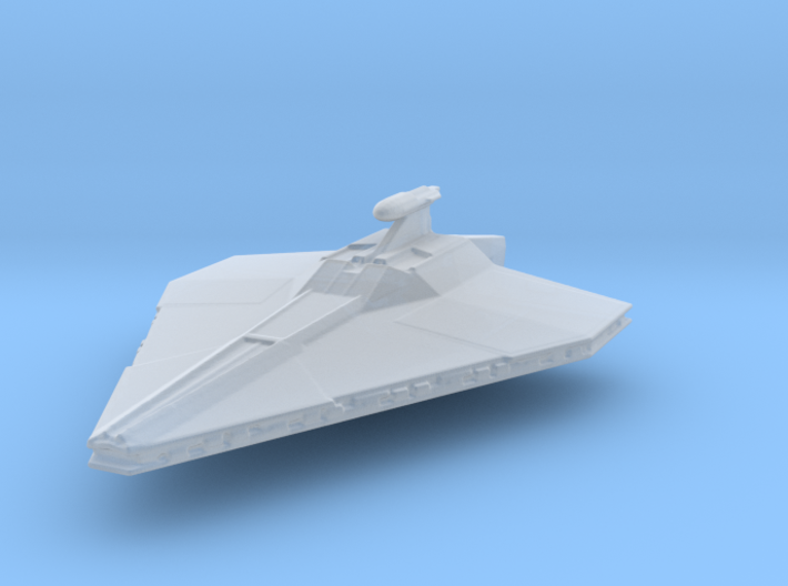 Acclamator class assault ship 3d printed