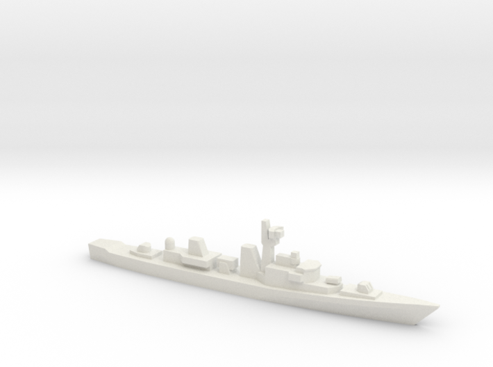Yamagumo-class destroyer, 1/2400 3d printed