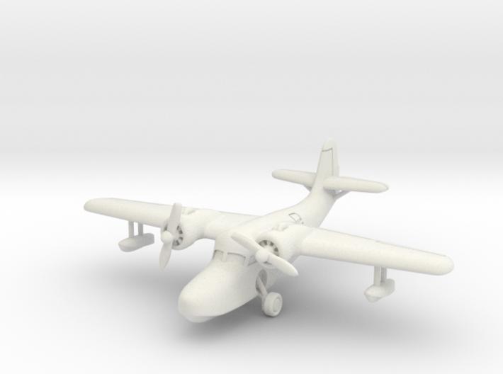 Grumman JRF-5 Goose (with landing gear) 1/200 3d printed