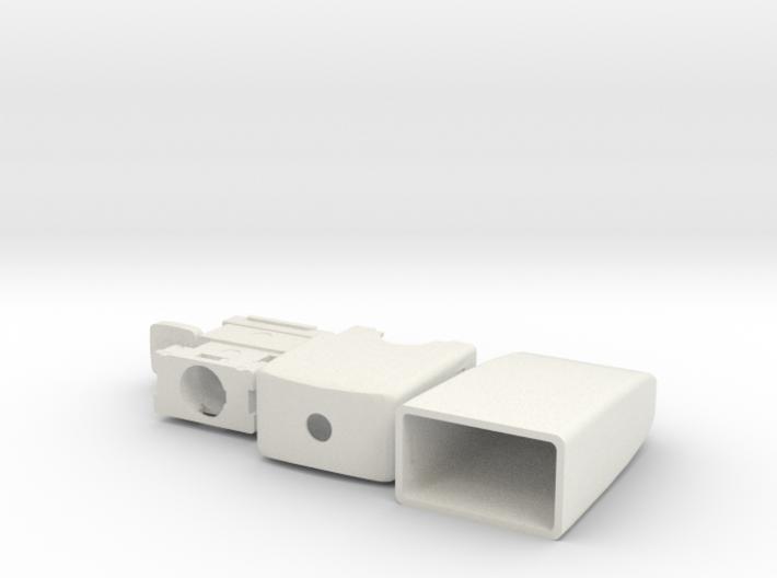 Eveready (Ever Ready) Minilight 3d printed