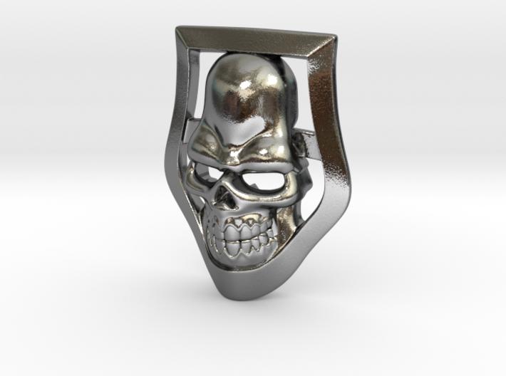 SoldierShield 3d printed