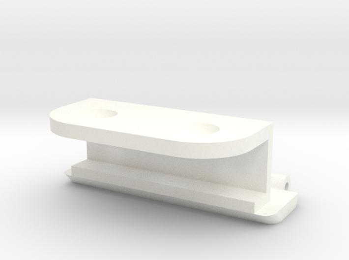 Kastscharnier-v03 deel A 3d printed render