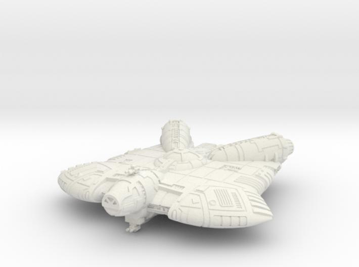 Ghtroc 720 (1/390) 3d printed