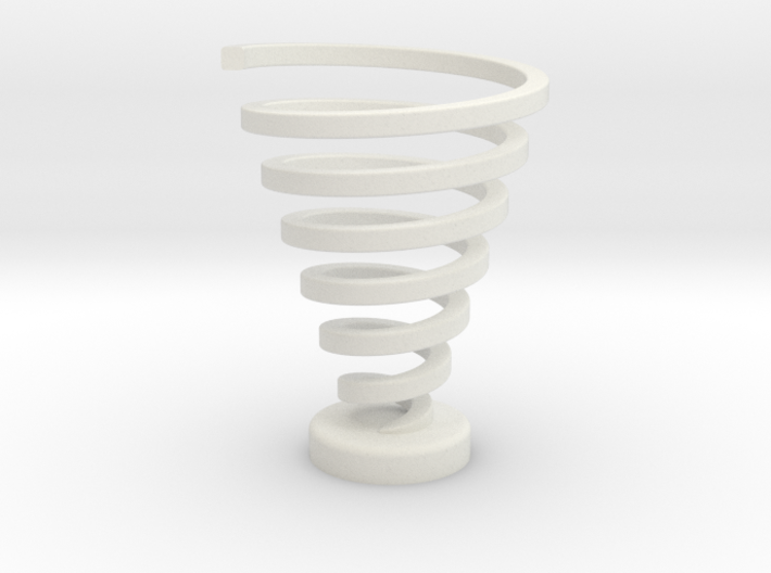 Ross Spiral Color - Original spin 3d printed