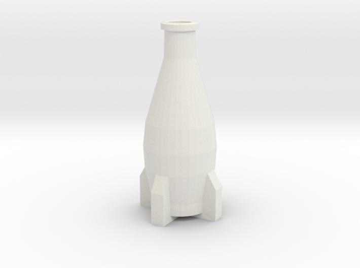 Nuka Cola Bottle 3d printed