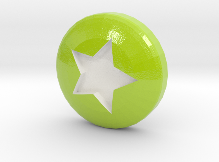 Star Ball - Supernova Soccer 3d printed
