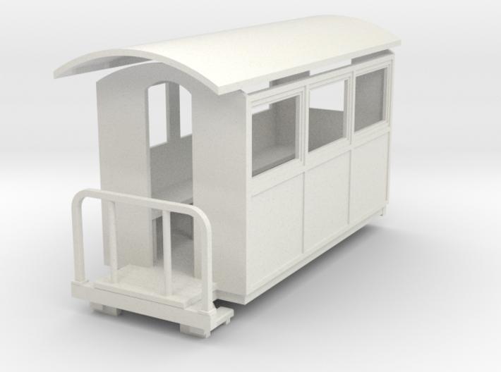 55n9 closed coach 3d printed