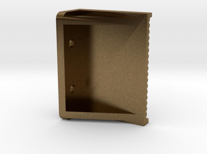 "3/4"" scale boiler step 3d printed"