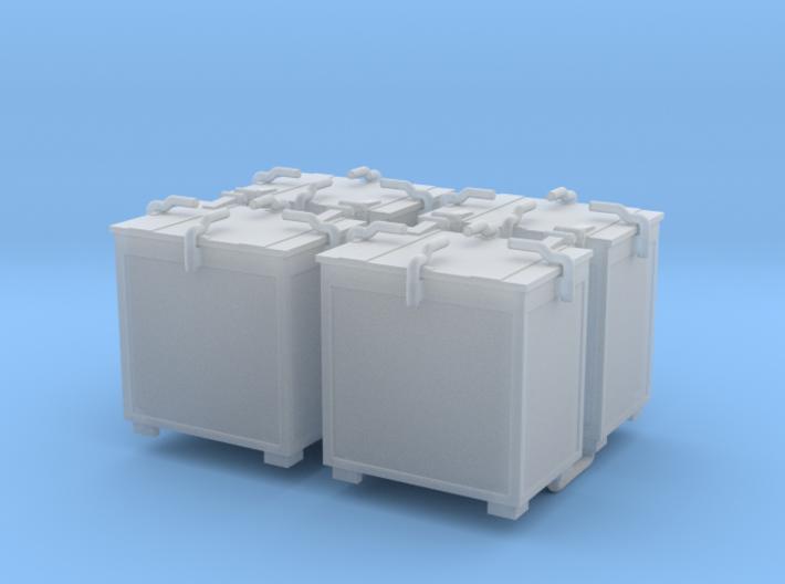 1-48 Oerlikon Amo Locker X4 3d printed